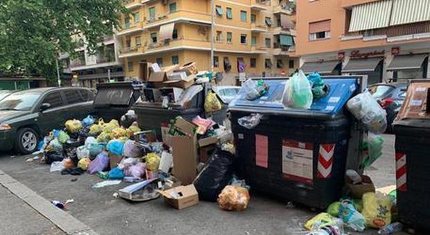 I netturbini di Roma uno su tre è inabile: non raccoglie i rifiuti