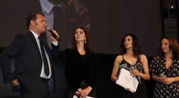 Il Ministro Gian Marco Centinaio, Danielle Di Gianvito, Roberta Lanfranchi e Roberta D'Amato