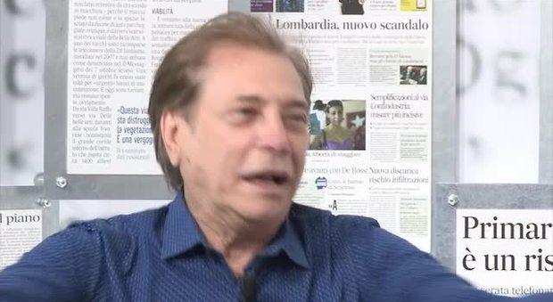 Nino D'Angelo: «I neomelodici? Li ho inventati io»