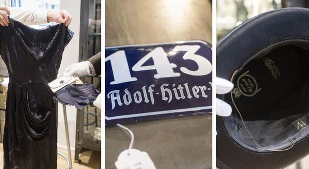 Asta cimeli Hitler, imprenditore libanese li compra e li dona a istituzione ebraica: «Così non in mani sbagliate»