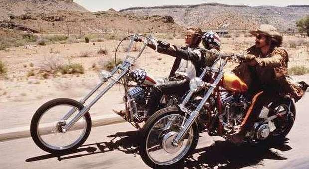 Le mitiche moto di Easy Rider