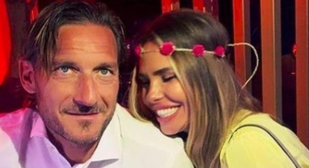 Francesco Totti, la confessione di Ilary Blasi: «La nostra storia sembrava destinata a finire»