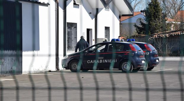 LE INDAGINI Il blitz dei Carabinieri alla Sogeco