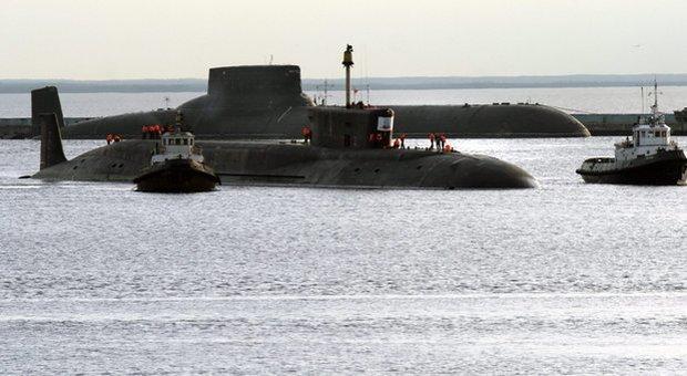 Russia, incendio in una base di sottomarini atomici: 2 morti e almeno 6 feriti