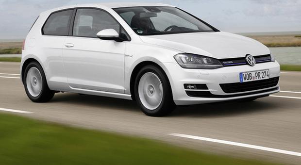 Volkswagen Golf TSI BlueMotion: un'auto a benzina che consuma come una diesel