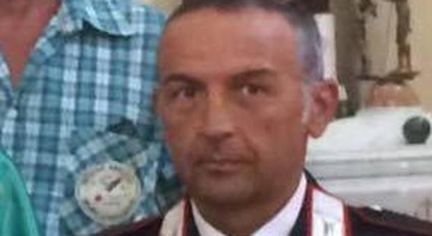 Carabiniere e padre di famiglia stroncato dalla malattia a 54 anni
