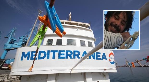 Migranti, il figlio di Tria è nel team della Ong Mediterranea: «Salva più vite possibile»