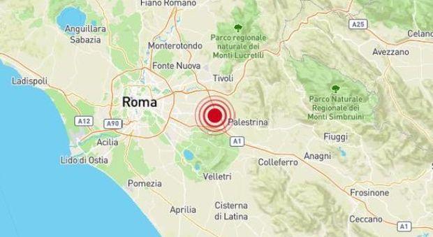 Terremoto a Roma, allarme sui social network: «Spaventoso»