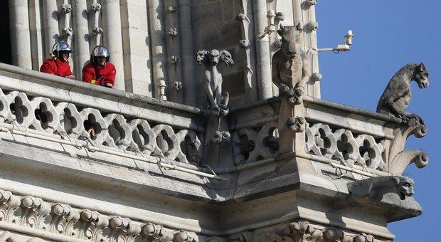 Notre Dame non era assicurata: spese di ricostruzione a carico dello Stato