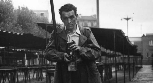 Il fotografo Robert Doisneau