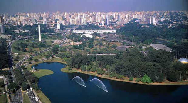 Il Parco Ibirapuera, polmone verde di San Paolo