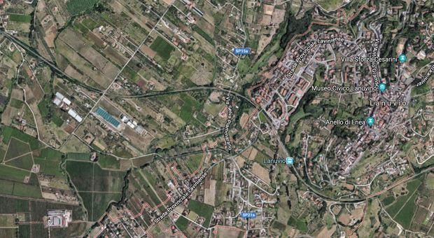 róma google térkép Roma, coltiva piante di cannabis ma Google Maps lo fa arrestare