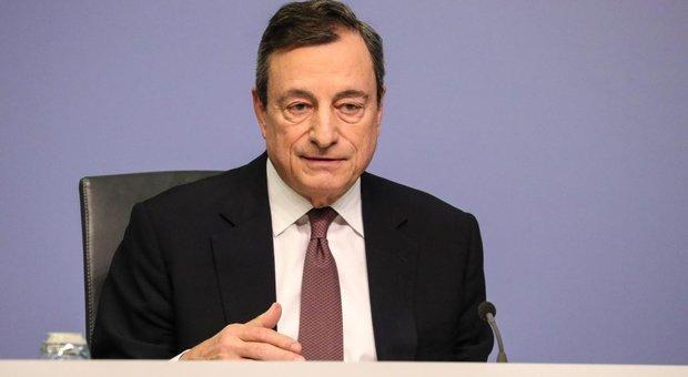 Bce taglia stime Pil Eurozona, nel 2019 solo +1,1% - Europa