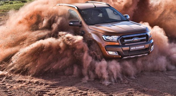 Ford Ranger, capace di essere mezzo da lavoro, fuoristrada e anche auto per tutti giorni