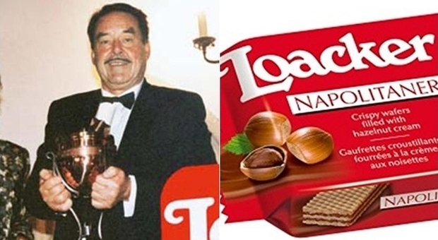 Addio al re dei wafer: è morto Armin Loacker