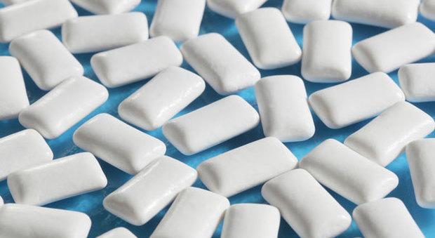 Chewing gum: nessun beneficio per igiene denti, multa Antitrust confermata
