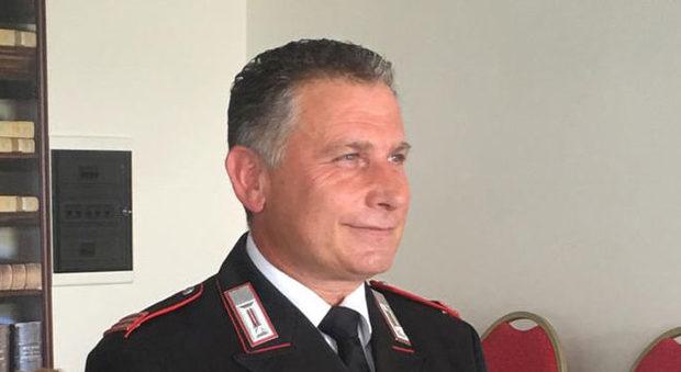 Il maresciallo Gaetano Evangelista