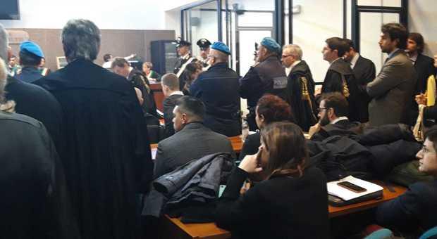 Delitto Cerciello, processo al via: udienza subito sospesa