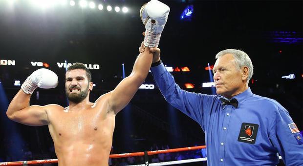 Boxe, quinta vittoria per Guido Vianello: ancora un KO a Las Vegas