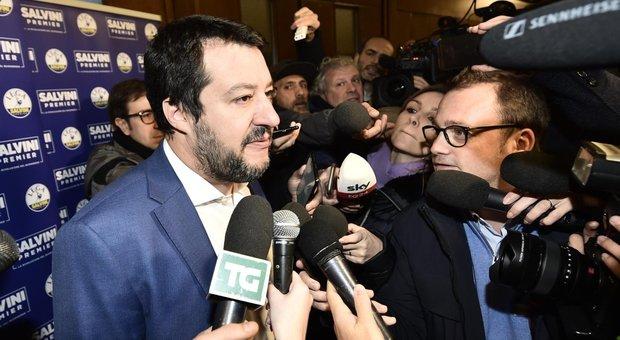 Matteo Salvini: «Con Popolare Bari e Ilva saltano la Puglia e l'Italia»