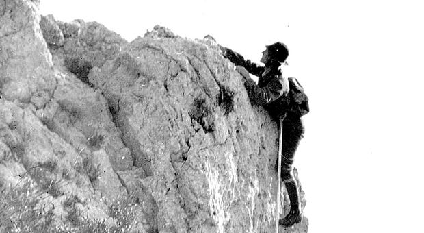 Montagna del Lazio, un secolo di arrampicata: un documentario per festeggiare i 100 anni