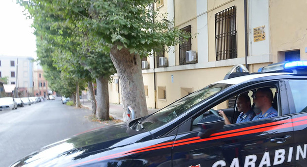 L'operazione effettuata dai carabinieri