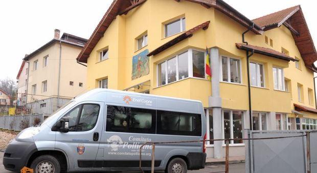 La casa per bambini in difficoltà in Romania
