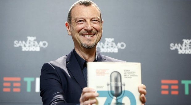 Sanremo 2020, Amadeus: «Le polemiche non mi hanno ferito». Fiorello: il Festival lo ha trasformato in un mostro