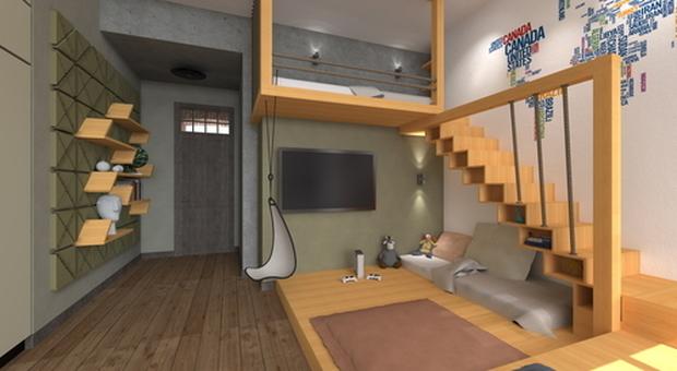 Come arredare un appartamento di 50 mq soluzioni semplici for Arredare 20 mq