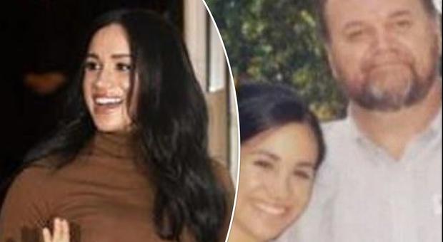 Meghan Markle, l'attacco del papà Thomas: «Non è la ragazza che ho cresciuto»