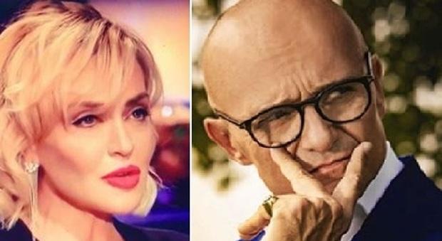 Gf Vip, Paola Barale attacca Alfonso Signorini: «Le donne? Anche lui dà il brutto esempio...»