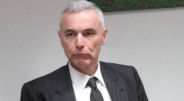 Il prof Giorgio Palù