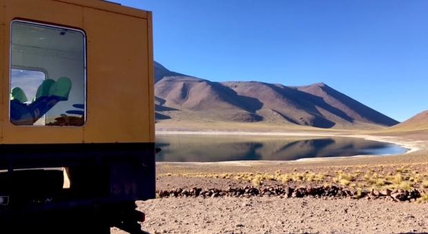 Lagunas altiplanicas - Cile del nord