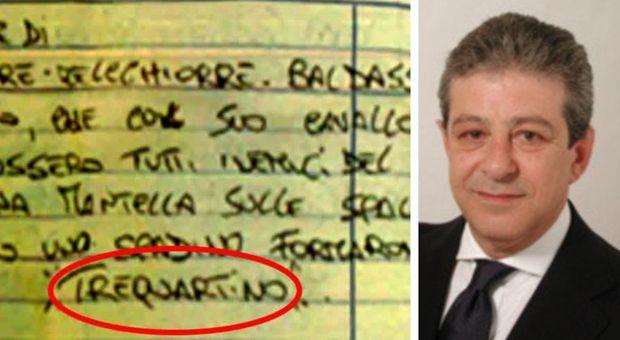 'Ndrangheta, 334 arresti: c'è Pittelli, ex senatore di Fi. Nel pizzino le gerarchie delle cosche