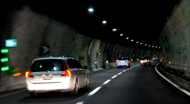 Lavori in galleria, chiuso di notte un tratto dell'autostrada A14. Ecco quando e i percorsi alternativi