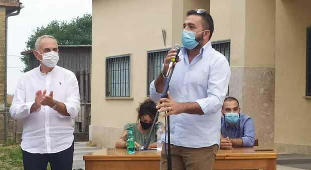 Paolo Spaziani e Vincenzo Mazzeo