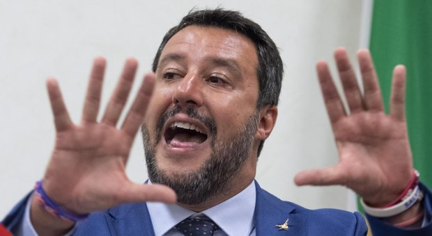 Salvini: governo truffa nato in provetta a Bruxelles, M5S ha fatto triste fine