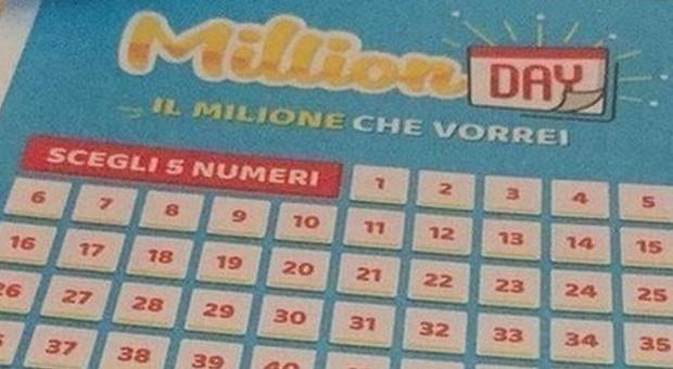 Million Day, i numeri vincenti di martedì 24 dicembre 2019