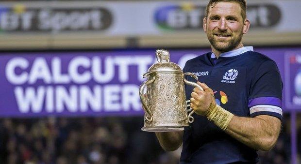 Gli scozzesi sono i detentori della Calcutta  Cup