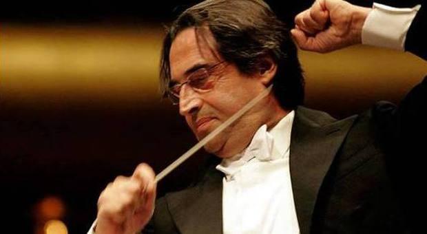 Riccardo Muti, presidente onorario di Emma for Peace