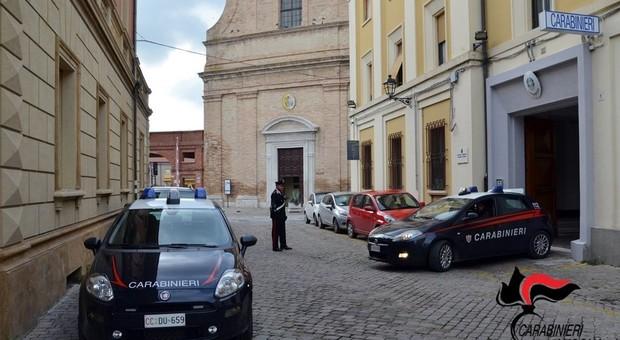 Condannato ladro seriale: aveva commesso 5 furti a Senigallia nel 2010. I Carabinieri lo arrestano