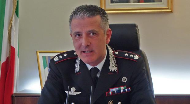 'Ndrangheta, in carcere Giorgio Naselli: è l'ex comandante dei carabinieri di Teramo