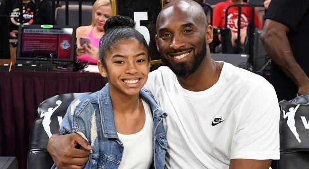 Gianna e Kobe Bryant