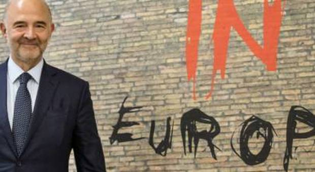 Manovra, Moscovici: sanzioni sono soluzione peggiore