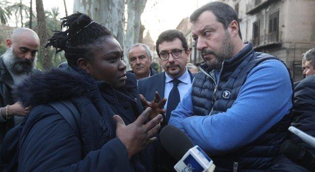 Salvini: «Bossi? Padri nobili sono i nove milioni di italiani che ci danno il voto»