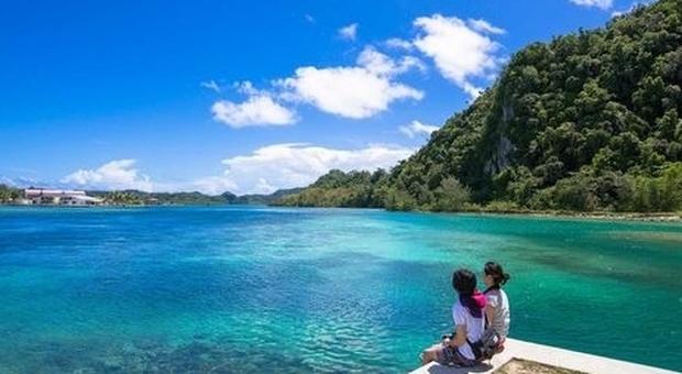 Palau vieta le creme solari: «Danneggiano mare e coralli». È il primo Stato al mondo