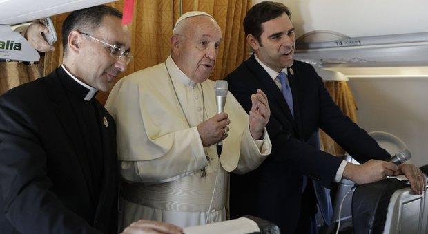 Congresso famiglie, Papa Francesco: «Bene sostanza, metodo sbagliato»
