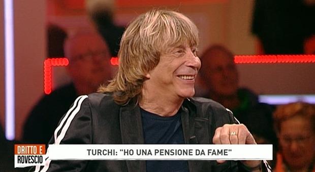 Enzo Paolo Turchi, pensione «da fame»: il mio assegno è di 720 euro
