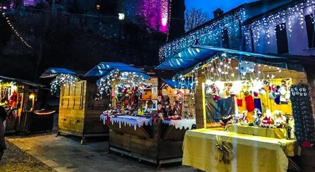 A spasso per i mercatini di Natale: ecco i migliori del Lazio