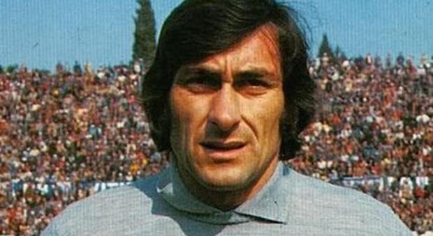 Morto Felice Pulici, aveva 73 anni: vinse lo scudetto del 1974 con la Lazio